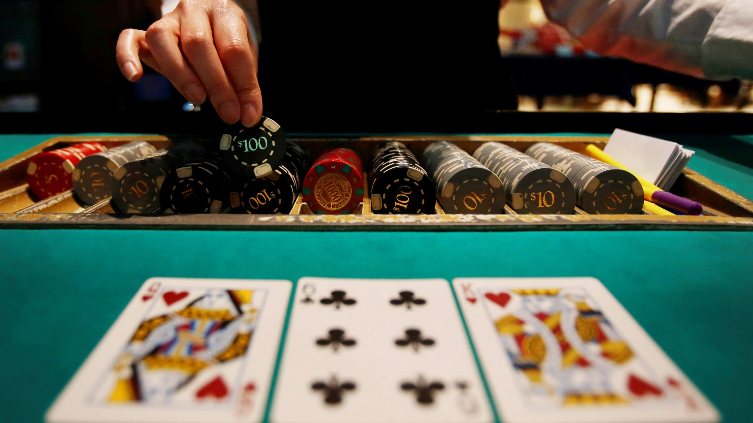 This Is A Quick Method To Resolve A Concern With Gambling